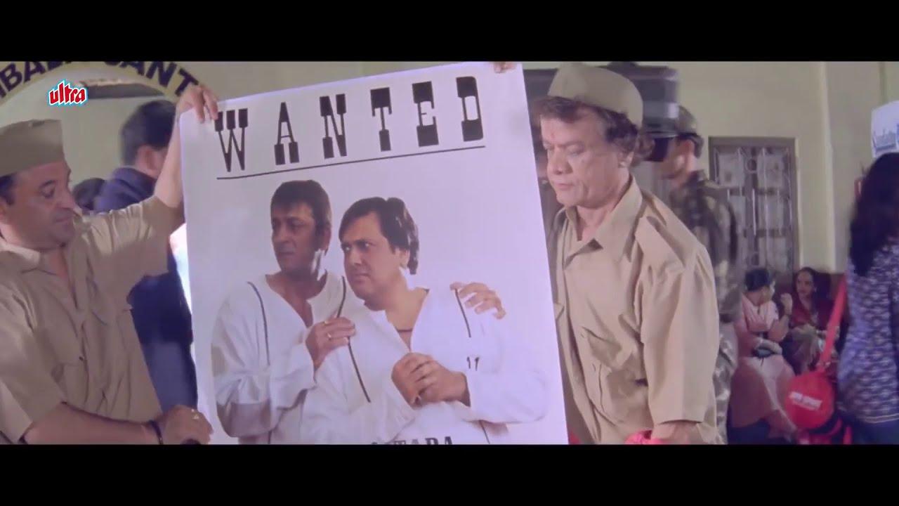 Govinda comedy scene with Sanjay Dutt - Ek aur Ek Gyarah ...