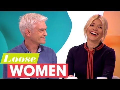Phillip Schofield and Holly Willoughby Reveal Which Reality Shows They'd Love to Do | Loose Women