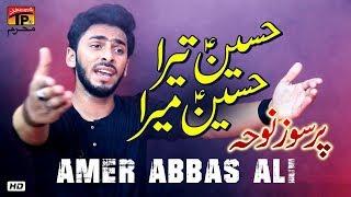 Hussain Tera Hussain Mera | Ameer Abbas Ali | New Noha 2019 | TP Muharram