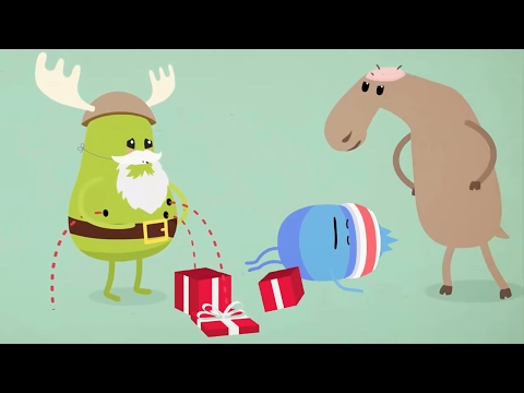 Dumb WAYs To Die - All 'Santa Claus' Way To Die
