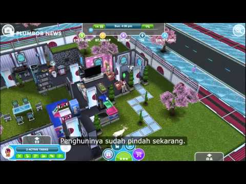how to delete a wall sims freeplay