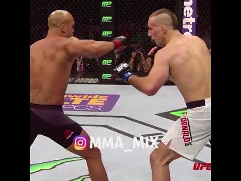 Robbie Lawler vs McDonal UFC
