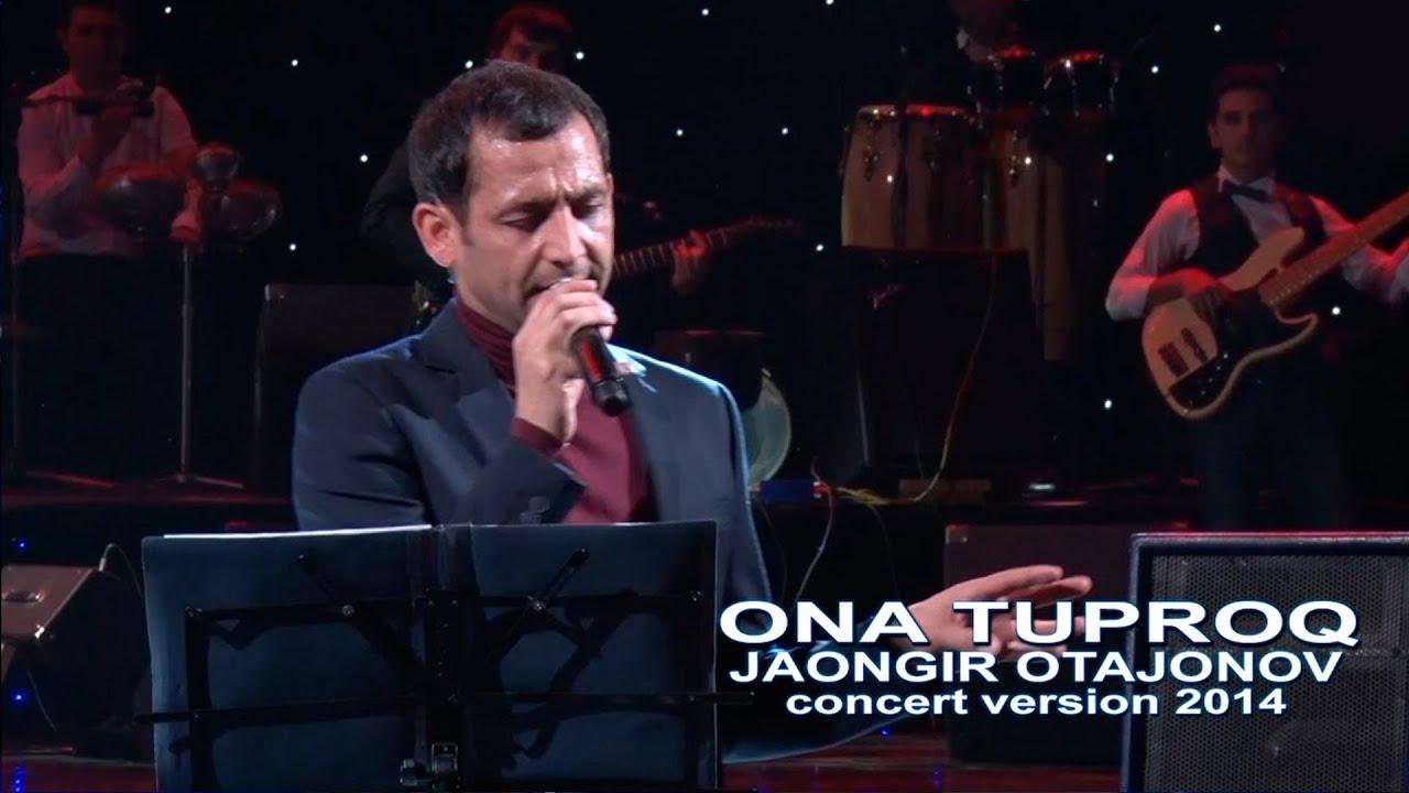 Jahongir Otajonov - Ona tuproq   Жахонгир Отажонов - Она тупрок (concert version 2014)