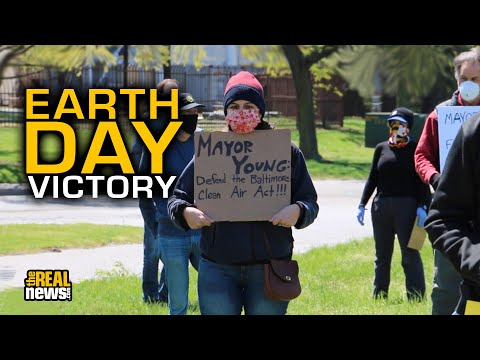 Activists Win Earth Day Victory Against Dirty Trash Incinerator