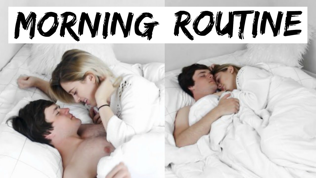 MARRIED LIFE MORNING ROUTINE 2016