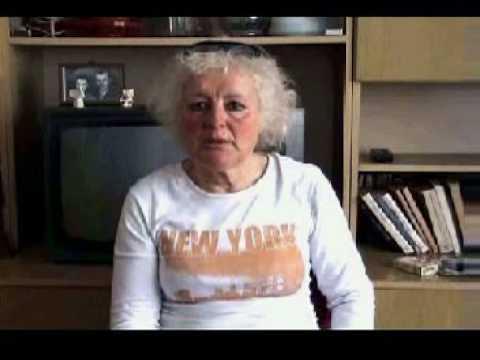 Pani Barbara  o sobie  wywiad