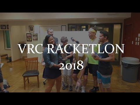 Vancouver Racquets Club -  Racketlon 2018