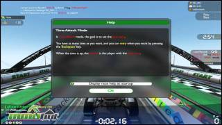TrackMania Nations Forever Gameplay - First Look HD