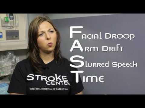 Lesley Cranick Recognizing Stroke