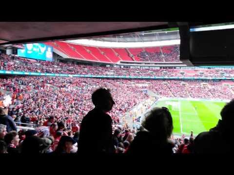 English football fan experience