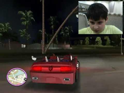 Gta Vice City Arabaya Kiz Atma