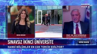Sınavsız İkinci Üniversite - 21 Eylül 2017 (Prof. Dr. Naci Gündoğan)
