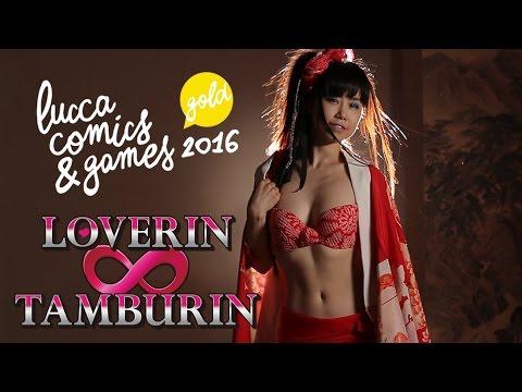 Lucca Comics & Games 2016 - Loverin Tamburin
