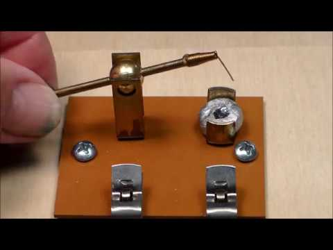 CRYSTAL RADIO: FREE ENERGY SOURCE??