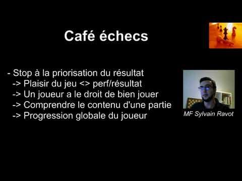 Café échecs #1 : le travail finit toujours par payer & digressions