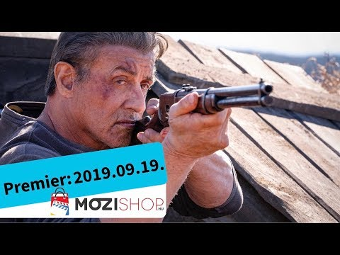 Rambo V - Utolsó vér - magyar szinkronos előzetes #1 / Akció letöltés