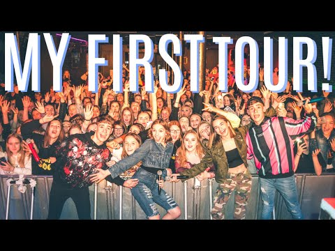 First Tour! 🎤Starring Max & Harvey & Jenna Raine *INSANE* || Jayden Bartels