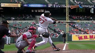 laabal vlads final home run in the major leagues