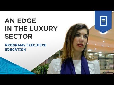 ESSEC Global MBA - Luxury Brand Management major - What makes ESSEC unique?