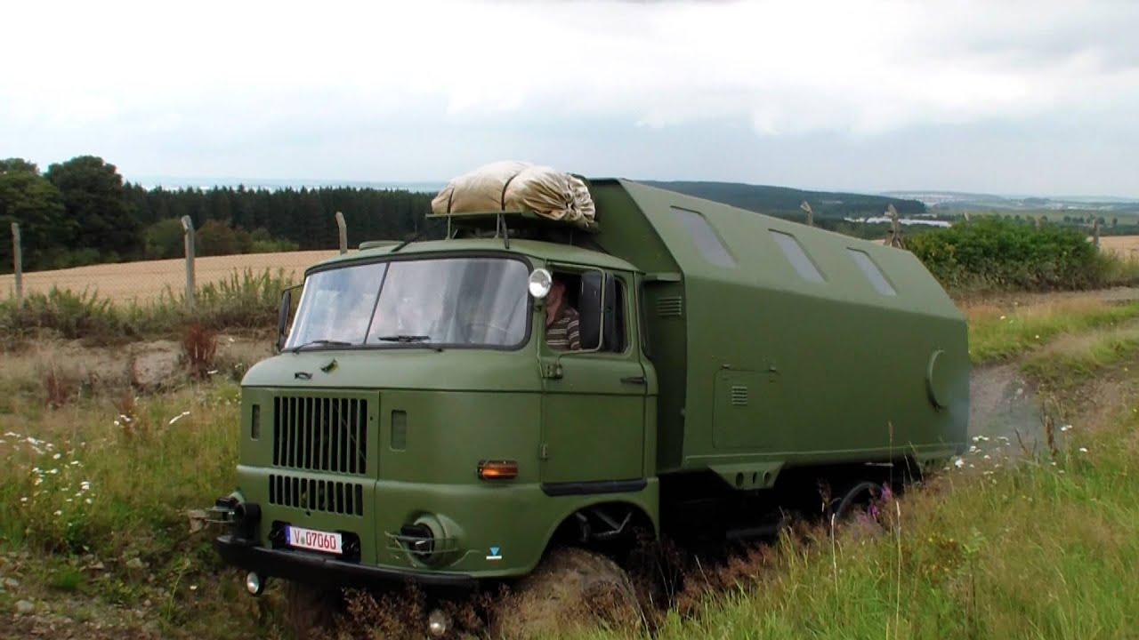Ifa Truck Pics Hd: IFA W50 NVA 'Manöver Früh-auf' 2011