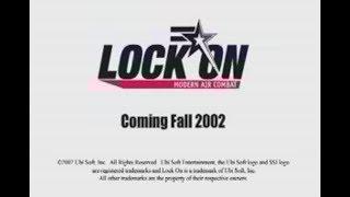 DCS World: Lock On Modern Air Combat  - самое первое публичное видео (2002 год)