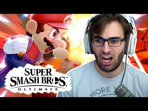 SUPER SMASH BROS ULTIMATE - O Início de Gameplay | Modos Smash & Spirits (História)