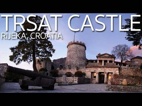 I Couldn't Sleep | Trsat Castle | Bus to Zadar Croatia