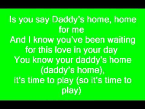 USHER  HEY DADDY DADDYS HOME LYRICS 2010 MUSIC