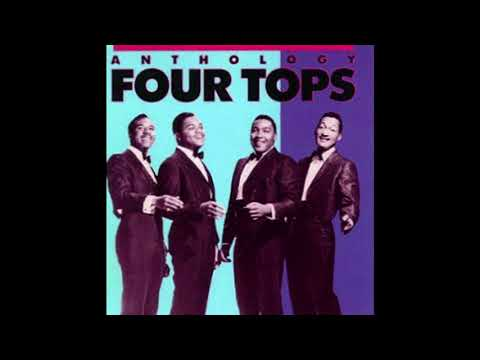 The Four Tops ~ Dont Tell Me That Its Over