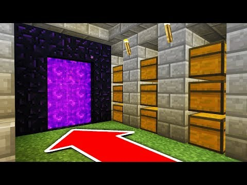 SURVIVING IN A NEW MINECRAFT DIMENSION (MCPE Realms Survival Ep. 5)