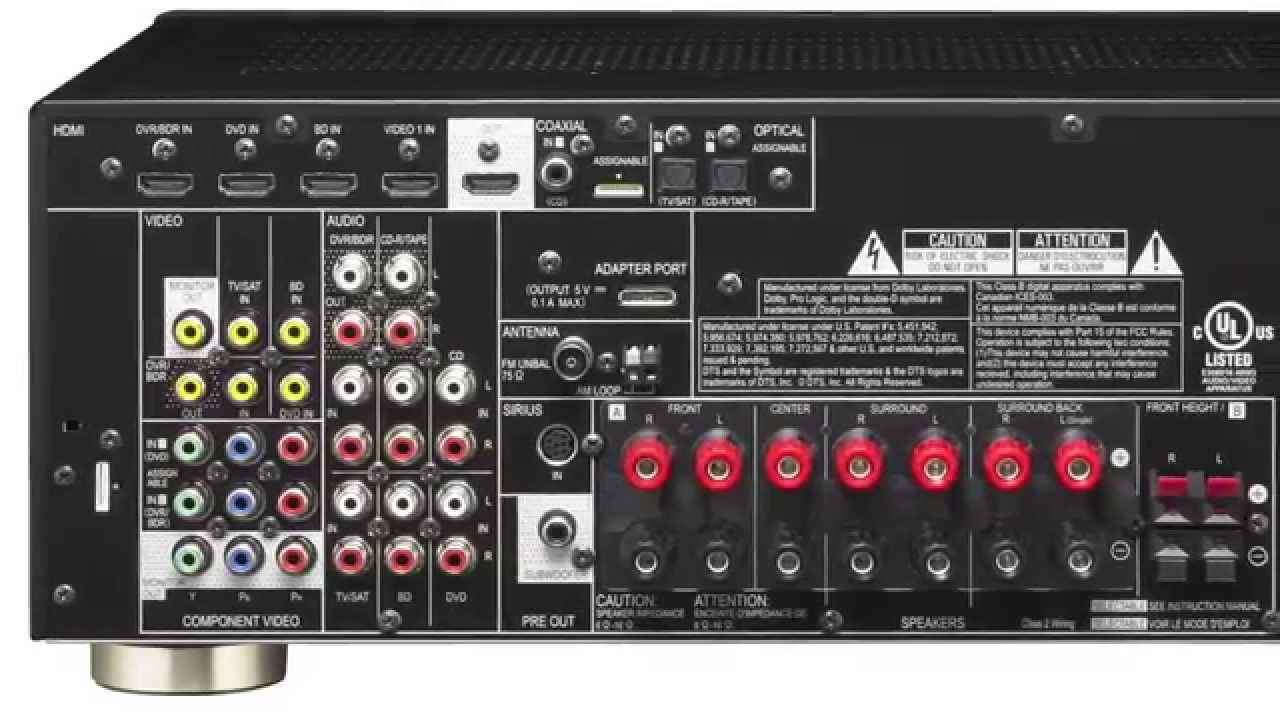 Pioneer VSX-922-K AV Receiver Driver for Windows 10