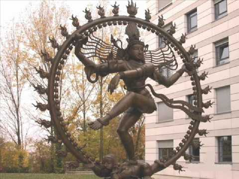 Aldous Huxley Describes the Dancing Shiva Image
