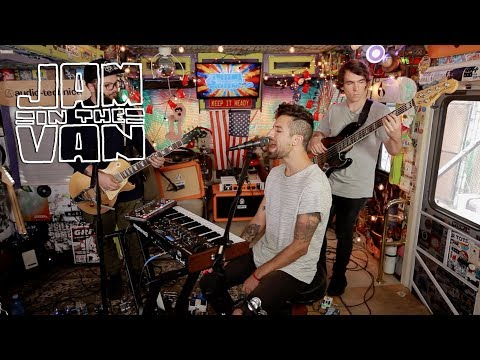 "ENVY ON THE COAST - ""Devil's Tongue"" (Live at JITV HQ in Los Angeles, CA 2017) #JAMINTHEVAN"
