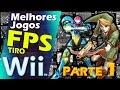 MELHORES JOGOS DE FPS - NINTENDO WII / PARTE 1