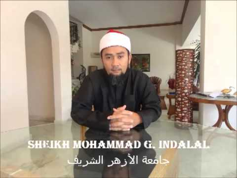KALABBIYAN SIN SURGAH PART 4 BY:SHEIKH MOHAMMAD G. INDALAL