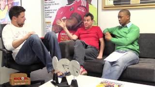 The KICK OFF team discuss Bafana