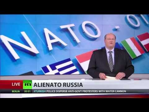 NATO Freezes Cooperation with Russia