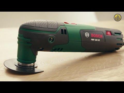 Многофункциональный инструмент Bosch PMF 220 CE. цена