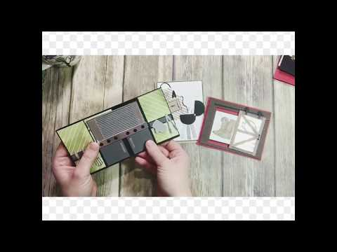 Masculine Projects -Coffee and a Card Facebook Live Feb 25th