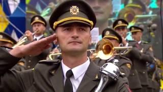 Военный парад. Киев 2016 | Украина сегодня