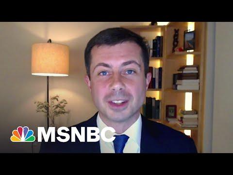 'Fundamentally It's A Jobs Plan': Buttigieg Emphasizes Appeal Of Infrastructure Plan | MSNBC