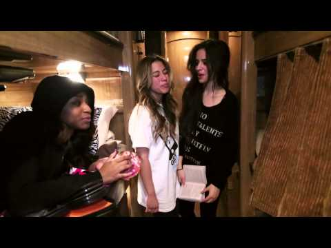 AwesomenessTV - Fifth Harmony Bunk Hangout