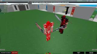 Roblox BYM Battle no.1 Titan VS Rock