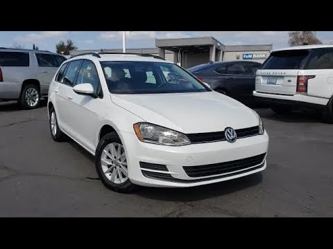 2017 Volkswagen Golf SportWagen S Manteca  Stockton  Modesto  Lathrop  Ripon  Tracy