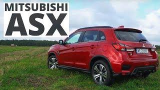 Mitsubishi ASX - zawstydzi niejednego SUV-a