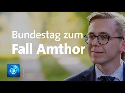 Fall Amthor: Aktuelle
