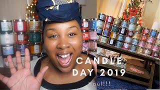 BATH AND BODY WORKS CANDLE DAY 2019 HAUL!!!