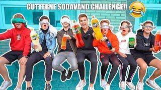 SODAVAND_CHALLENGE_MED_ALLE_GUTTERNE!!