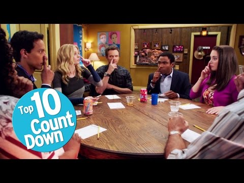 Top 10 Episodes of Community