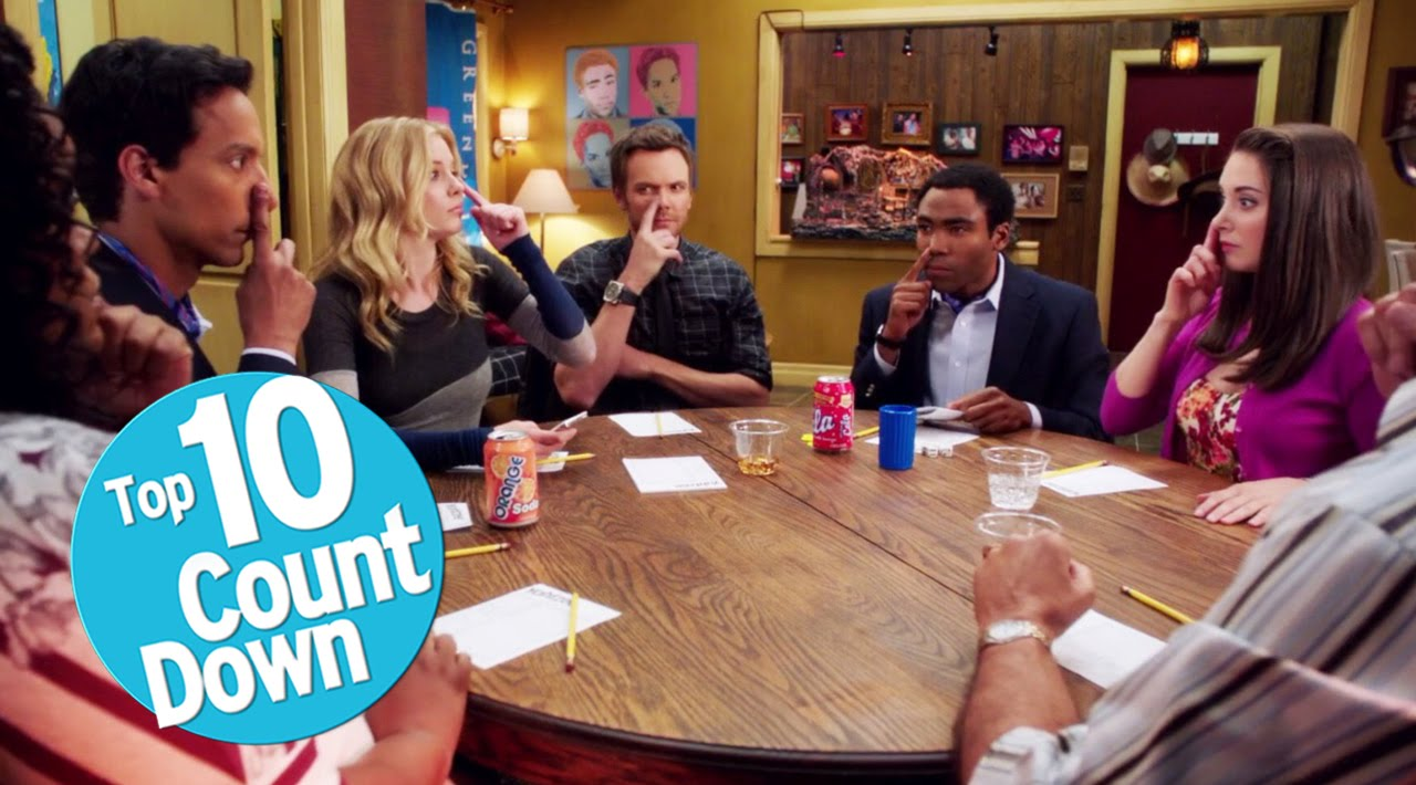Download Top 10 Episodes of Community